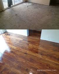 stained concrete patio before and after. Rustic Faux Wood Stained Concrete - If We Can\u0027t Afford Floors, Maybe This? Patio Before And After O