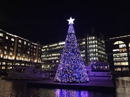 London's Best Christmas Trees 2016