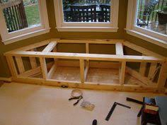 Little beknown to us, this window seat project would cause an entire  kitchen re-. Bay Window BenchesBow ...