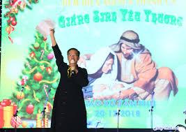 Giáo xứ Tân Phú: Đêm diễn nguyện Giáng Sinh 2018