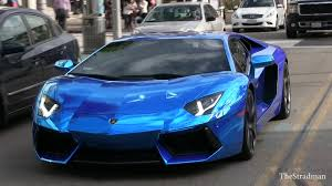 lamborghini veneno chrome blue. salomondrinu0027s outrageous crazy chrome blue lamborghini aventador driving in beverly hills youtube veneno chrome blue b