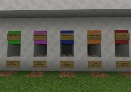How To Build A Vending Machine In Minecraft Unique Search Results For Wool MCPE DL