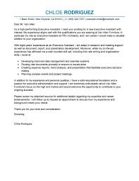 Ideas Of Executive Cover Letter Examples Twentyeandi About Senior