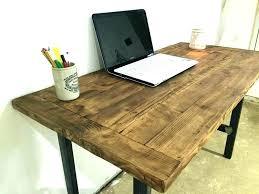 diy rustic desk industrial organizer ideas diy rustic desk office organizer