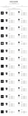 Puma Size Chart Football Shirt Mens Size Guide
