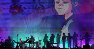 Review: <b>Gorillaz's Demon</b> Dayz was the rare festival with a clear ...