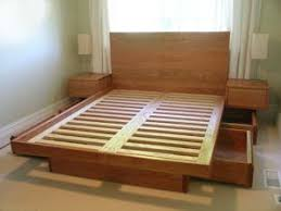 photos of malm storage bed review