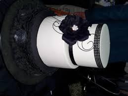 Black White Wedding Cake Cakes By Aloma And 22 Seahamschool