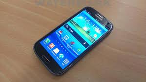 samsung galaxy s3 blue. samsung galaxy s3 - front blue n