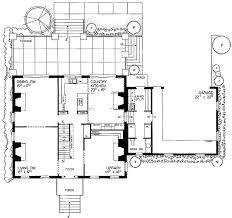 georgian house plans. Classical Georgian Mansion - 81131W Floor Plan Main Level House Plans