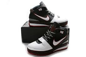 lebron vi. best nike zoom lebron vi men sports shoes white black red store | catalogo,high vi c