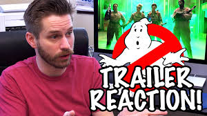 GHOSTBUSTERS TRAILER REVIEW - Red Letter Media - YouTube