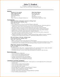 How To Put High School Diploma On Resume Free Resume Example And