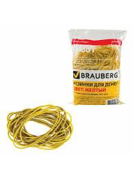 <b>Резинки банковские универсальные</b> Brauberg 10554853 в ...