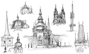 rough architectural sketches. Delighful Rough Architecture Sketch  Church Drawing Architectural Design Drawings  Inspiration For Architects Graphic Designers  Inside Rough Sketches