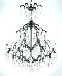 crystal chandelier with black shade crystal chandelier black together with beautiful wrought iron crystal chandelier or