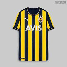 "forma kültür on Twitter: ""Fenerbahçe X Puma forma seti tasarımı. Tasarım:  @cenkunl… """