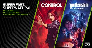 Youngblood Get Control And Wolfenstein Youngblood With Qualifying