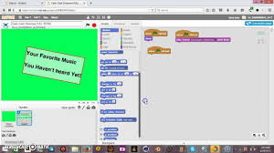 how to make music program how to make your own music video on scratch pt1 song scripts youtube