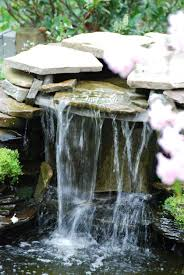backyard ponds and waterfalls. Unique Waterfalls Stone Landscape Waterfall For Backyard Ponds And Waterfalls T