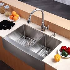 Furniture Idea Interesting Kraus Farmhouse Sink High Definition As
