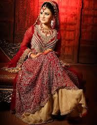 indian bridal dresses 5