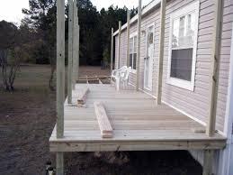 manufactured home porch idea 1