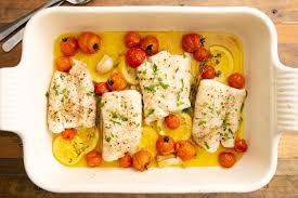 Best Easy Baked Cod Recipe - How to ...