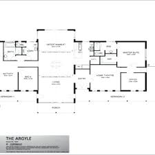 floor plan of a one story house 5 bedroom one story house plans open floor