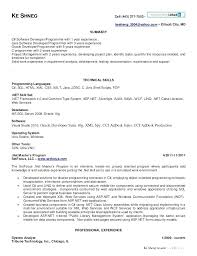 Obiee Sample Resumes Usa Professional Resume Templates