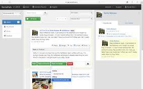 Social Media Collaboration Software Tool Socialhub