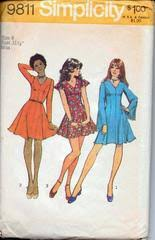 Vintage Simplicity Patterns Cool Dating Vintage Patterns VintageStitching Vintage Sewing Patterns