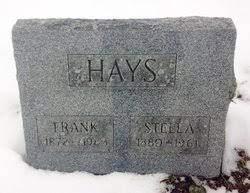 """Estella """"Stella"""" Guerin Hays (1880-1961) - Find A Grave Memorial"""