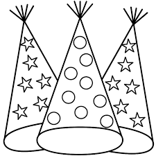 Small Picture printable santa hat coloring pages for kids cool2bkids