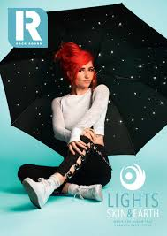Lights Rock Cover
