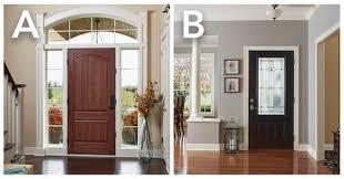 which entry door do you prefer