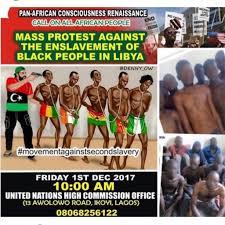 Image result for slave trade in libya pic