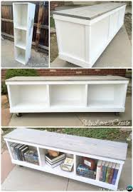 storage bench plan diy cabinet entryway bench instructions 20 best entryway bench diy