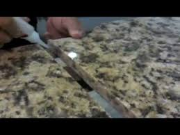 kitchen granite countertop learn how to seam fix granite countertop easy with instantbond you
