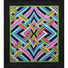 Illusion Quilt Pattern By Dereck Lockwood