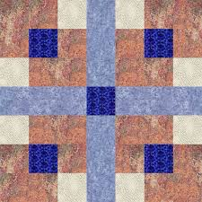 Design a Quilt With These Free Quilt Block Patterns & Seven Patch Quilt Block Pattern Adamdwight.com