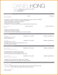 5 Easy To Read Resume Templates Dragon Fire Defense