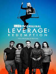 Leverage: Redemption' Review: Let's Go ...