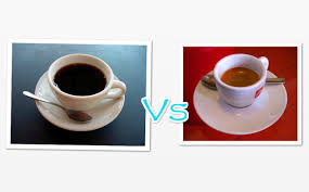 Espresso is prepared using pressurized water, more ground coffee than used for drip, all of which result in a higher concentration of caffeine than drip. Espresso Vs Drip Coffee Which Is Good For You Coffeearea Org