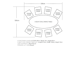 round table seats 8 how big is a round table that seats 8 round table sizes