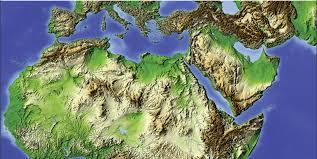 """Résultat de recherche d'images pour """"carte géopolitique de la Méditerranée"""""""