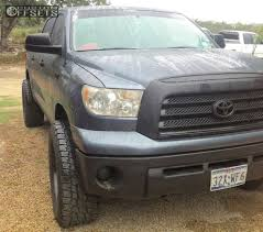 2007 Toyota Tundra Fuel Maverick Bds Suspension Suspension Lift 35in