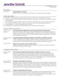 Social Media Resumes Social Media Manager Resume Fresh Media Resume Examples Examples Of