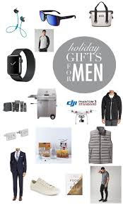 Design Gifts For Men Holiday Gift Ideas For Men Cc Mike Lifestyle Blog