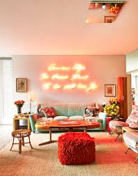 Neon Lights For Dorm Rooms Daring Home Decor Neon Lights For Every Room